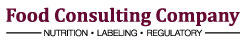 Food Consulting Company Logo