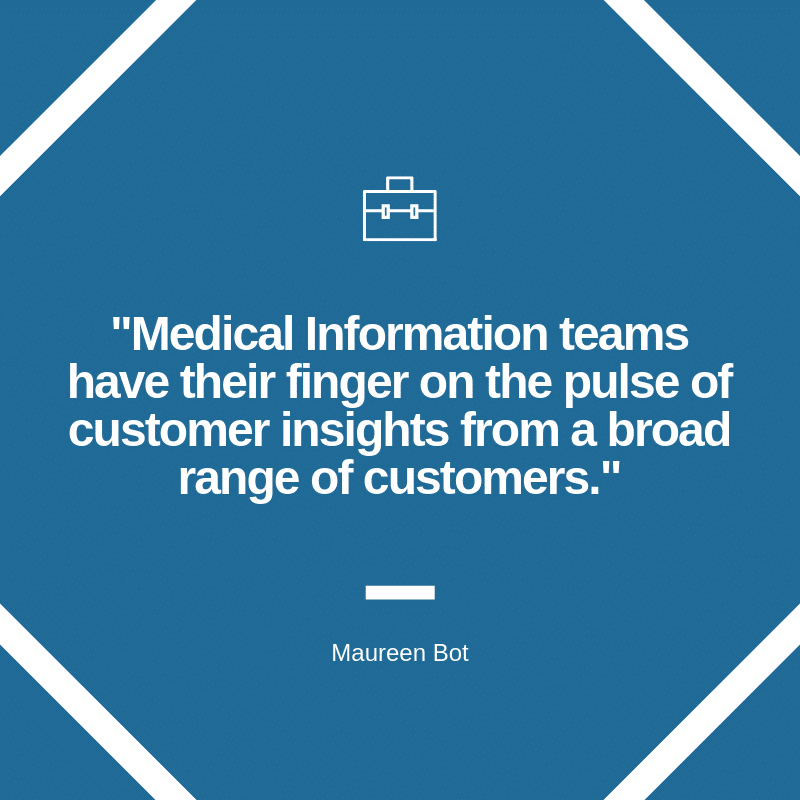 Med Info Teams Post Quote Graphic